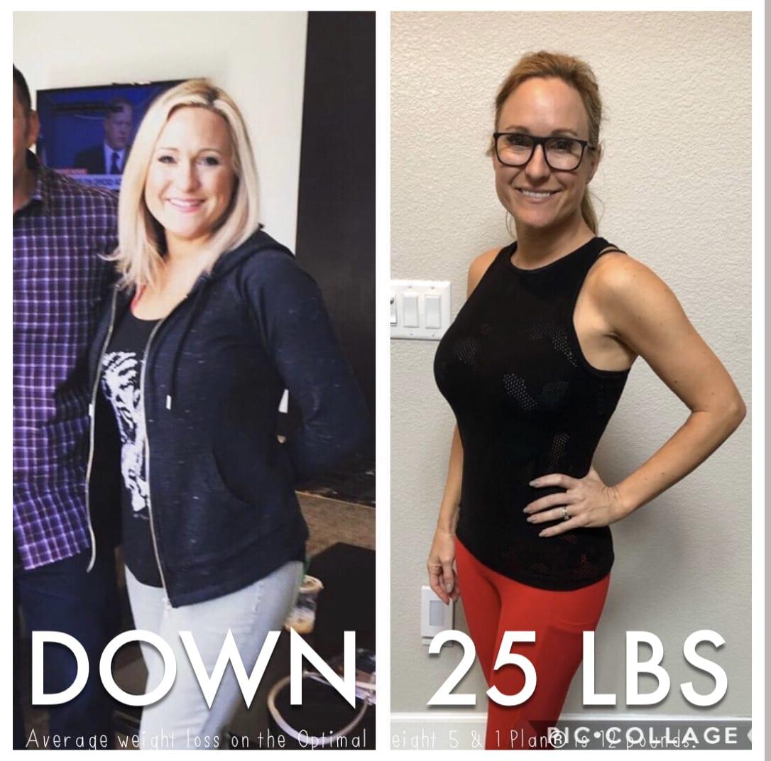 Deborah Down 25 lbs